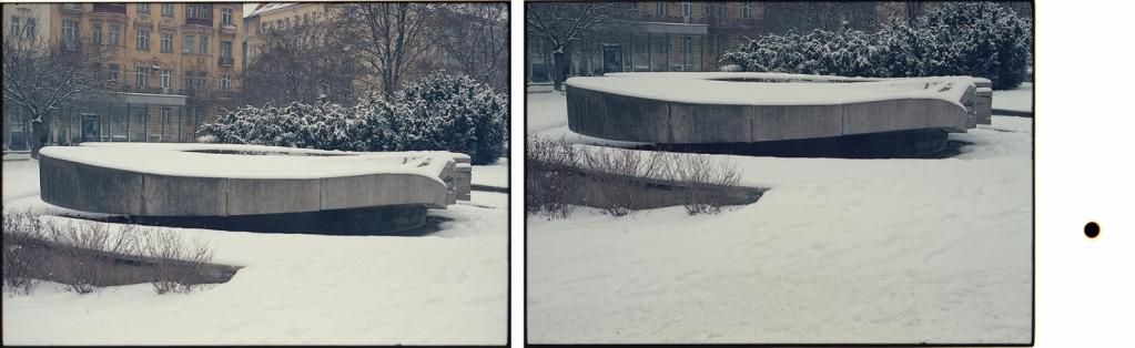 Sleeping fountains